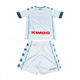 Camisetas Scc Napoli Segunda Equipación 2020-2021 Niño
