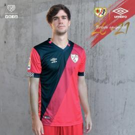 Camiseta Rayo Vallecano 3ª Equipación 2020/2021