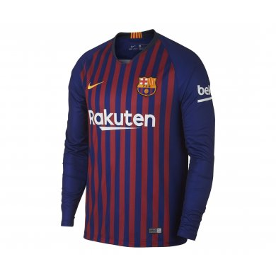 CAMISETA BARÇA LOCAL 18/19 AZUL/ROJA