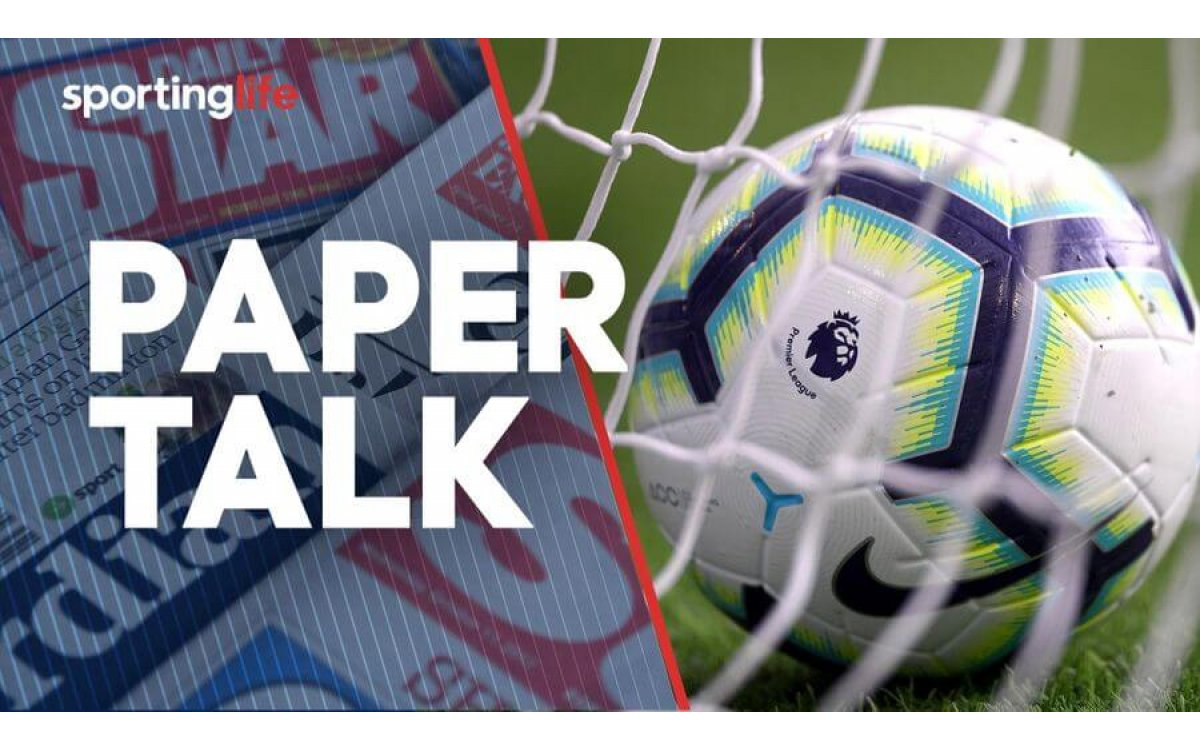 Paper Talk: Monday's football transfer rumours including Romelu Lukaku leaving Manchester United