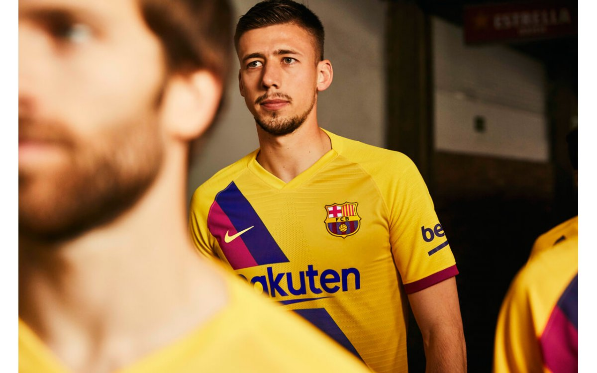 Camiseta de Barcelona 2019-20