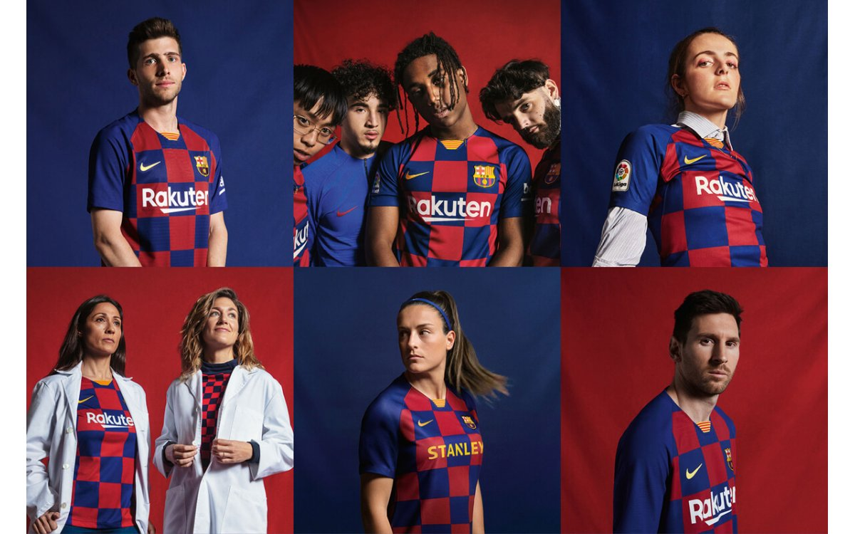 Camiseta de Barcelona 1a 2019-20