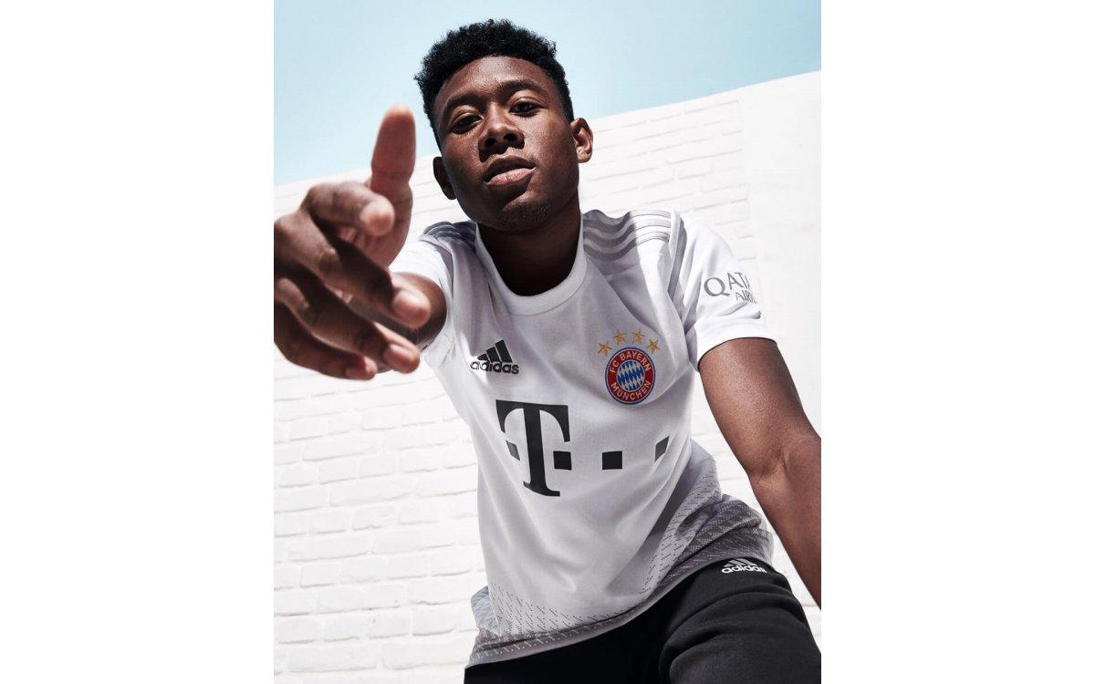 Camiseta del Bayern Munich 2a 2019-20