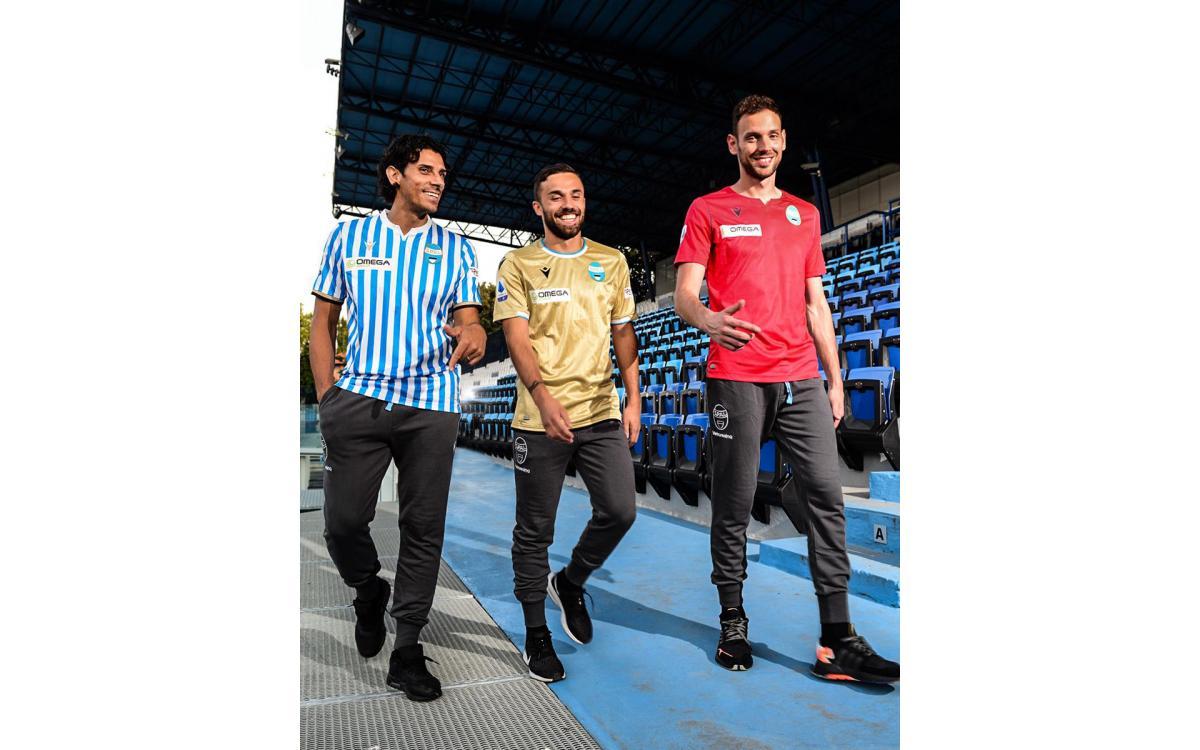 Camiseta Spall temporada 2019-20 local y visitante