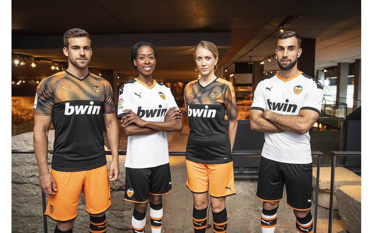 Camiseta de  Valencia 2019-20