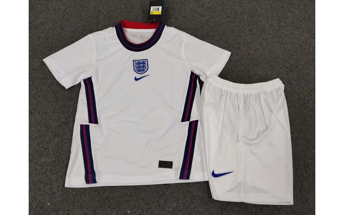 9 nuevas fotos: se filtró el equipo local Nike England Euro 2020