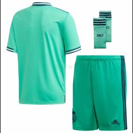 Camiseta Real Madrid 3ª Equipación 2019/2020 Niño Kit