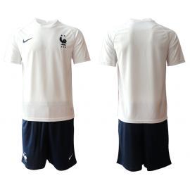 Francia 2020/2021 Camiseta De La 2ª Equipación