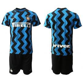 Camiseta Inter De Milán 1ª Equipación 2020/2021