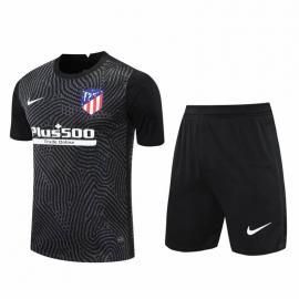 Camiseta 20/21 Portero Atlético de Madrid Negro