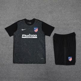 Camiseta Portero Atlético de Madrid Negro Nino