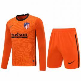 Camiseta 20/21 Portero Naranja Manga Larga Atlético de Madrid