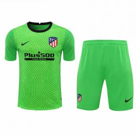 Camiseta 20/21 Portero Verde Atlético de Madrid
