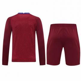 Camiseta 20/21 Portero rojo manga larga Atlético de Madrid