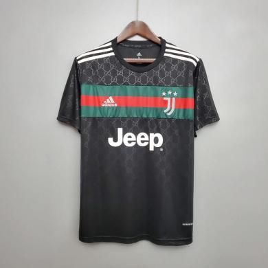 Camiseta 20/21 Juventus GG joint edition negro