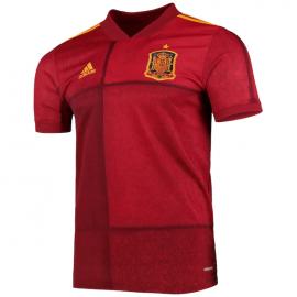 Camiseta España Equipación 2020 Edición Copa de Europa