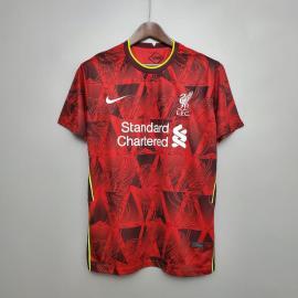 Camiseta Liverpool 2020/2021 Roja