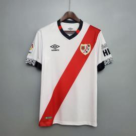 Camiseta Rayo Vallecano 1ª Equipación 2020/2021