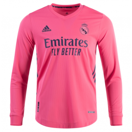 Camiseta Real Madrid 2ª Equipación 2020/2021 ML
