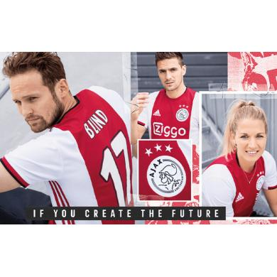 Camiseta Ajax De Ámsterdam 1ª Equipación 2019/2020