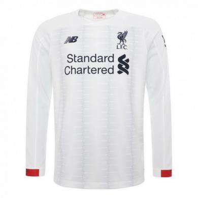 Camiseta Liverpool 2ª Equipación 2019/2020 ML