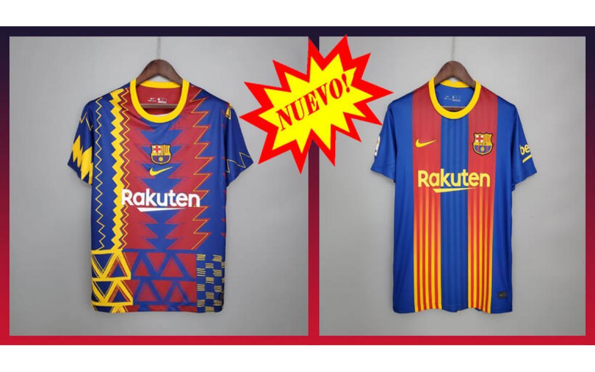 Las 10 mejores camisetas de fútbol que puedes comprar en la gran oferta