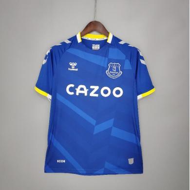 Camiseta Everton Fc Primera Equipación 2021-2022 Niño