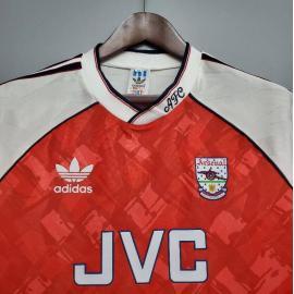 Camiseta Retro Arsenal 1ª Equipación 1990/92