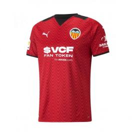 Camiseta Valencia CF Segunda Equipación 2021/2022