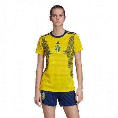 Camiseta de Suecia Mujer 2019 2020