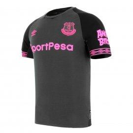 Camiseta Umbro Everton 2a 2018 2019