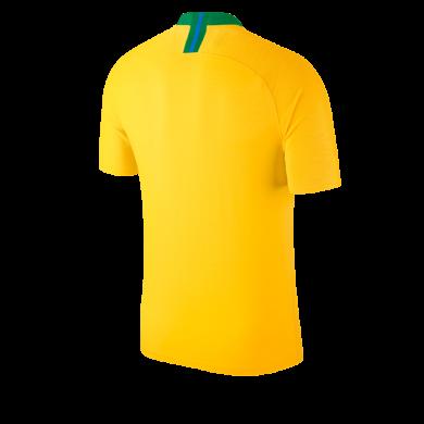 Camiseta Brasil 1ª Equipación 2018