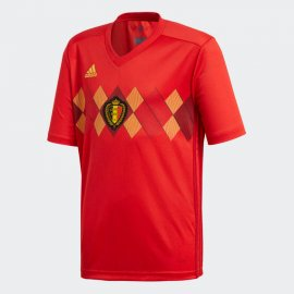 Maillots Bélgica 2018-2019