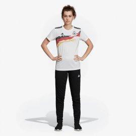 Maillots fútbol DOMICILE Alemania MUJER 2019 - Blanco