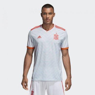 Camiseta Segunda Equipación Selección Española de Fútbol