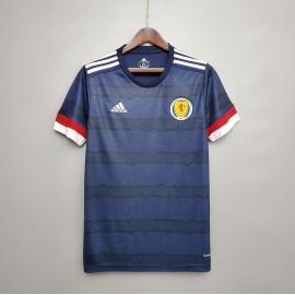 Camiseta Escocia Primera Equipación 2021-2022