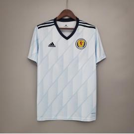 Camiseta Escocia Segunda Equipación 2021-2022