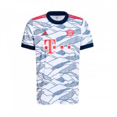 Camiseta Fc Bayern Munich Tercera Equipación 2021-2022 Nino