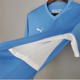 Camiseta Manchester City Primera Equipacion 2021/2022