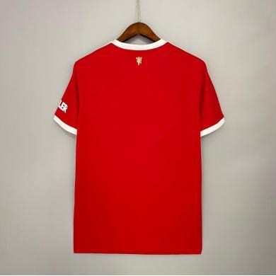 Camiseta Manchester United Primera Equipación 2021/2022