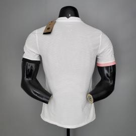 Camiseta Paris Saint-Germain Rosa 2021-2022
