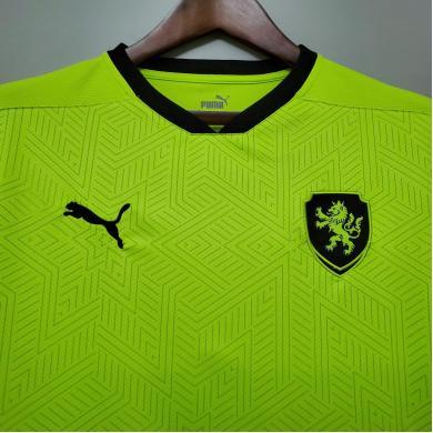Camiseta República Checa Segunda Equipación 2021/2022
