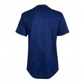 Camiseta Real Madrid Mujer Segunda Equipación Azul 21/22