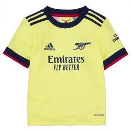 Camiseta Arsenal Fc Segunda Equipación 2021-2022 Niño