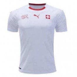 Camiseta 2a Equipación Suiza