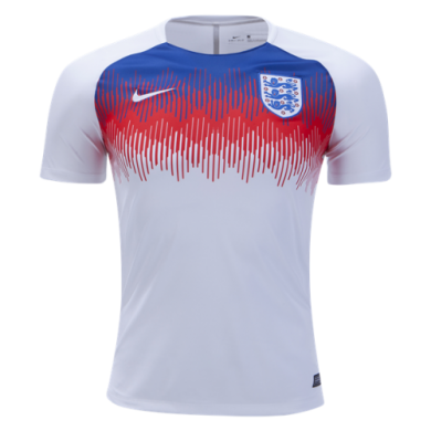 Camiseta Inglaterra 2018 Pre Match Training