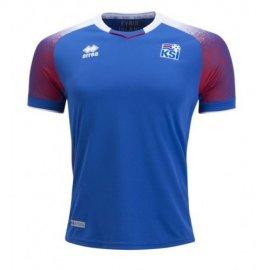 Camiseta oficial Islandia 2018