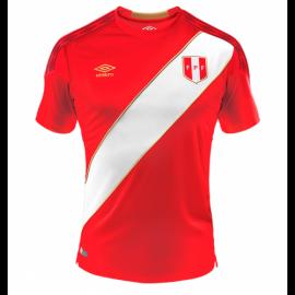 Camiseta 2a Equipación Perú 2018