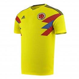 Camiseta oficial Colombia 2018