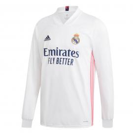 Maillots Real Madrid DOMICILE 2020-2021 ML